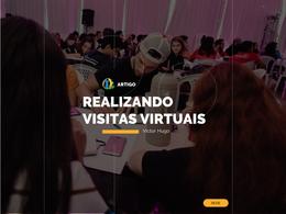 Realizando visitas virtuais
