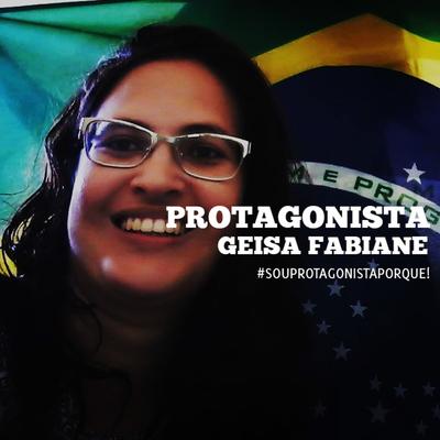 Protagonista da sua própria trajetória - Entrevista com Geisa Fabiane