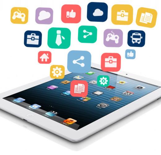 Small ipad apps development
