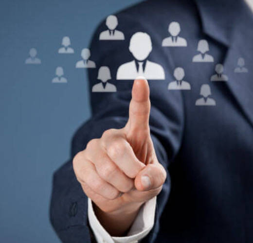 Small e recruitment