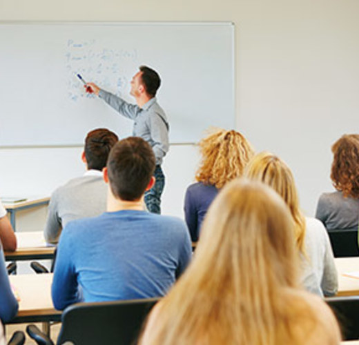Small classroom training feature