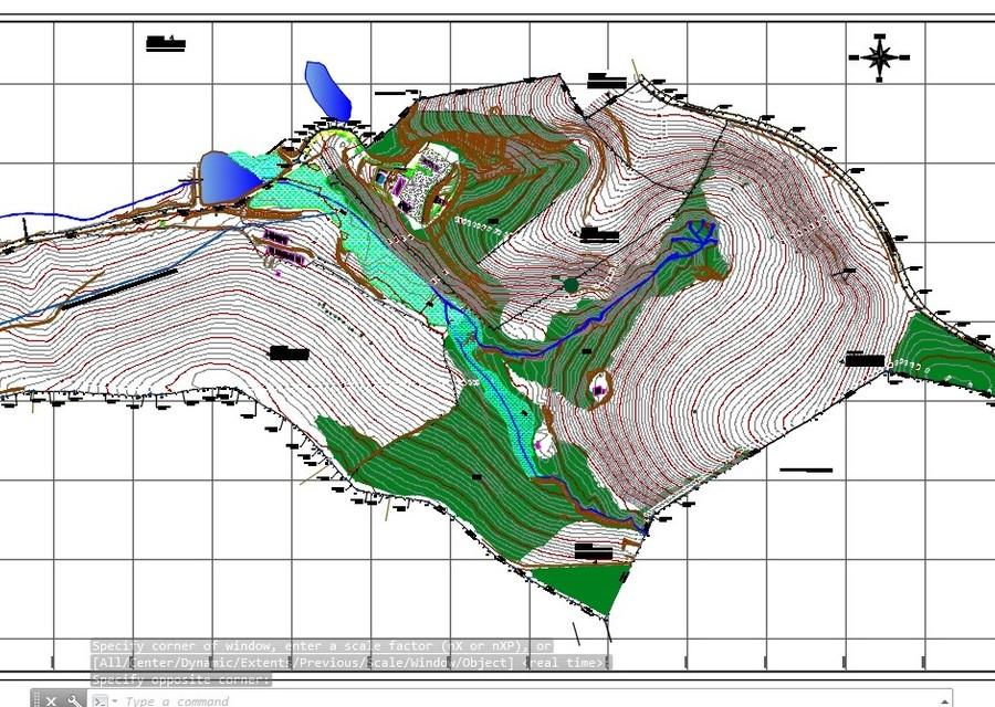 Levantamento Topográfico/Planimétrico