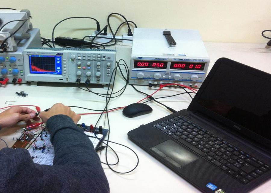 Automação de laboratórios