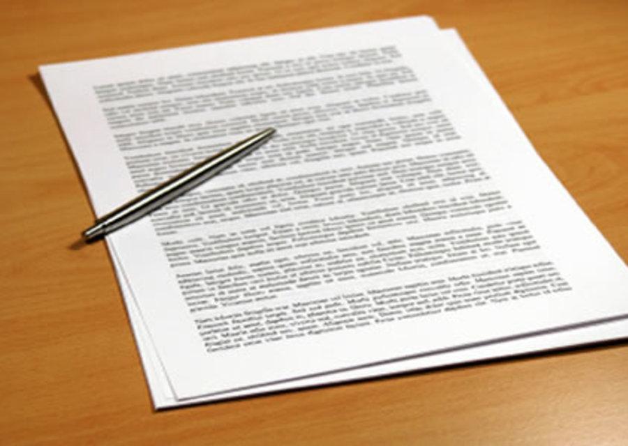 Revisão e Elaboração de Documentos